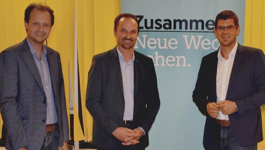 Rudi Egger Bürgermeisterkandidat der St. Veiter Volkspartei